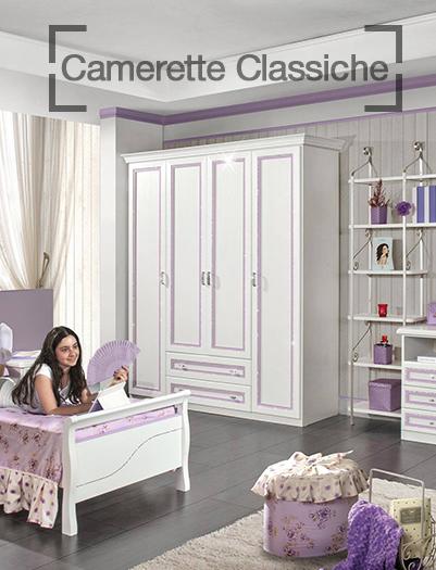 Camerette Classiche Gervasi Xl