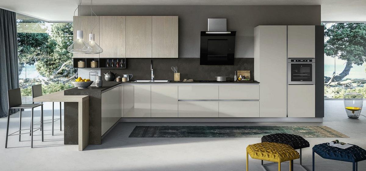 Cucine Moderne Gervasi ~ Idee Creative di Interni e Mobili