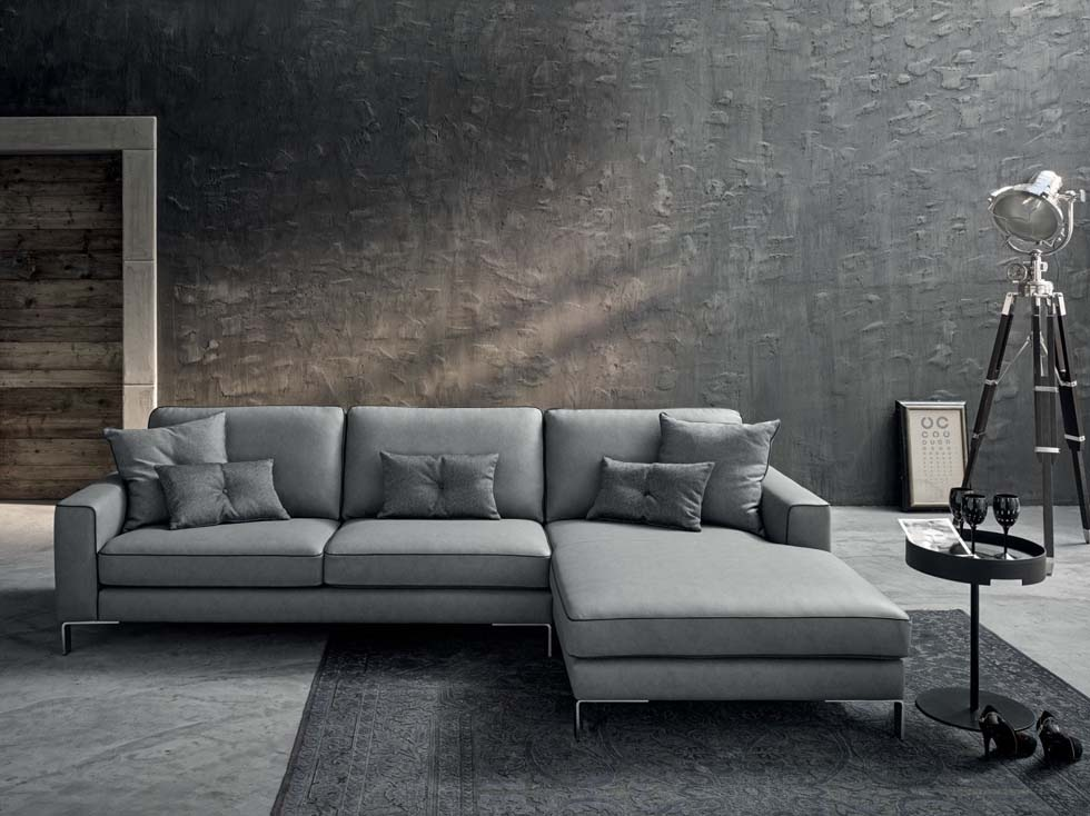 Divani moderni gervasi xl for Mobili design occasioni divani