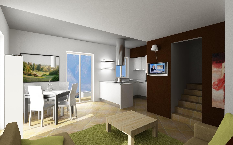 Progettazione d 39 interni 3d gervasi xl for Progettazione 3d online